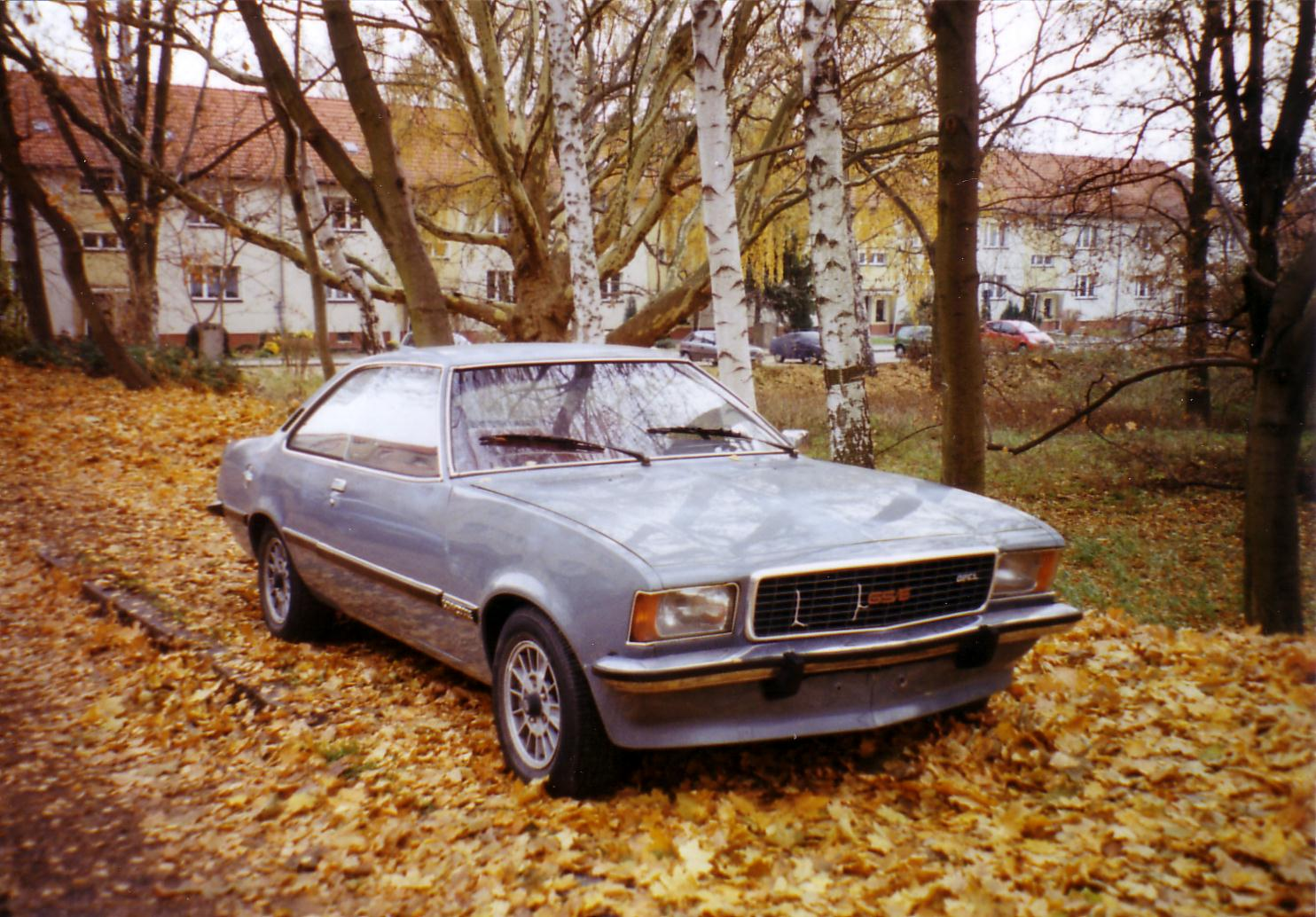 Commodore GS/E Coupé