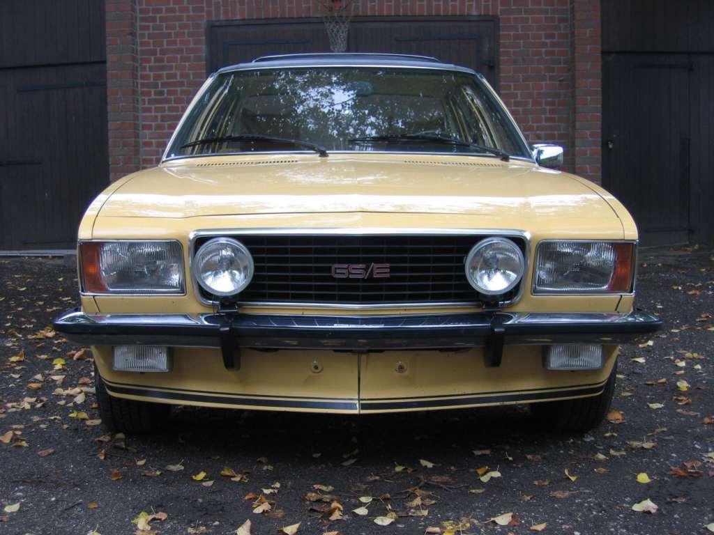 Commodore B GS/E Limo von Martin