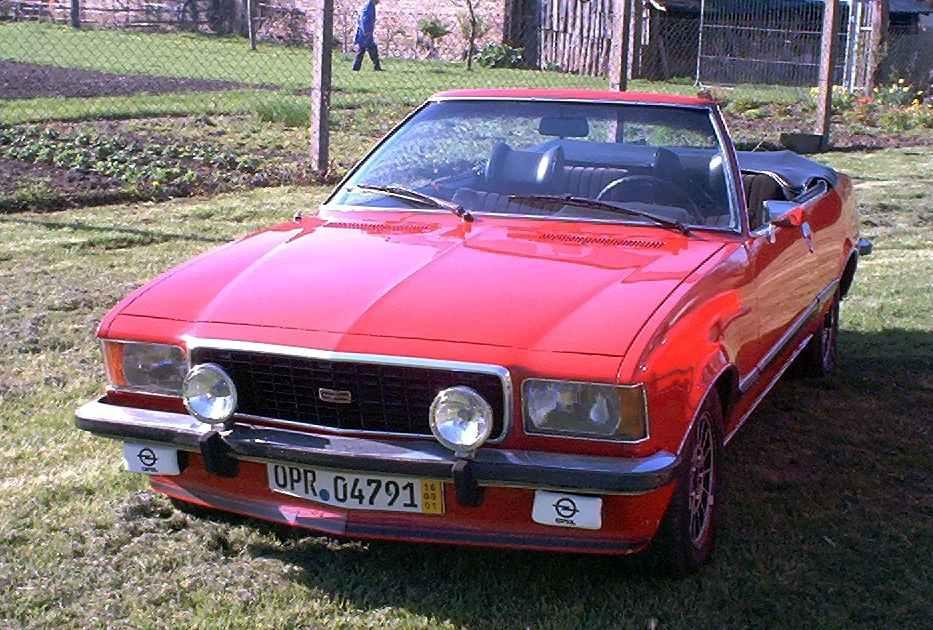 Commodore Cabrio